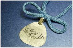 Medalla de plata Angel