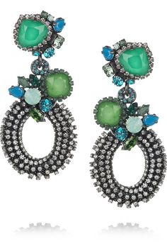 My Obsession – Erickson Beamon's Drop Earrings