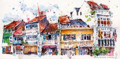 Main Bazaar 2, Kuching | Paul Wang | Flickr