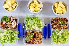 Country Heat Meal Prep for the 2100-2300 Calorie Level - Slow Cooker Enchiladas