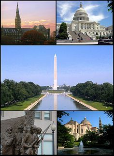 Washington D.C., EUA 1986