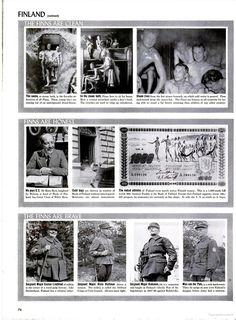 """""""THE FINNS ARE CLEAN. THE FINNS ARE HONEST. THE FINNS ARE BRAVE."""" LIFE magazine, 30.10.1939"""