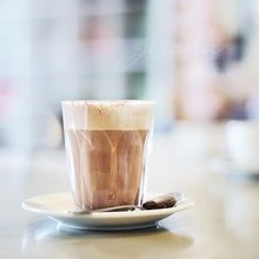 Coffee is my weekness! I love a skinny mocha with a double shot. <3 yum