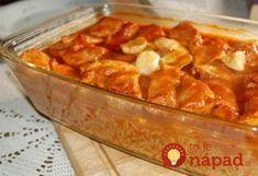 Perfektný tip na obed, všetko v jednej mise a dokonca aj perfektná ryža! Recept od mojej skvelej maminy, u nás veľmi obľúbený!