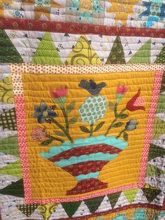 Humble Quilts: Gwennie Inspired Medallion Exhibit