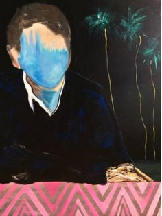 "Saatchi Art Artist Erin Armstrong; Painting, ""South Wall"" #art"