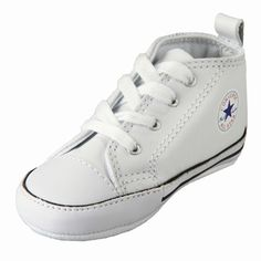 126a3895dc09 Converse Chuck Taylor 81229 White Hi Top Infant Shoe   24.99 ! Buy now at  GetShoes.ca