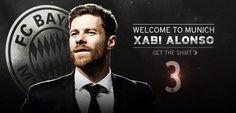 Le numéro de Xabi Alonso au Bayern Munich - http://www.actusports.fr/116576/numero-xabi-alonso-au-bayern-munich/