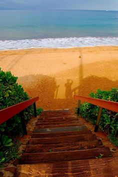 ♥ Maui - Stairway to heaven