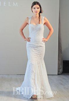 Jim Hjelm Wedding Dresses Fall 2014 Bridal Runway Shows Brides.com | Wedding Dresses Style | Brides.com