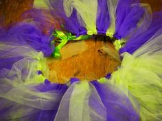 The crafting experts at DIY Network have simple instructions on how to make a tutu skirt without needle and thread.