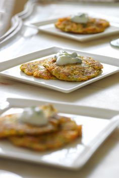 Who doesn't love the idea of pancakes? But all that sugar can wreck all the good work you've done. That's where these flapjacks come in.  They're savory, not sweet, made with sweet potato, carrots, zucchini, eggs and spices. You can serve them with a green salad dressed with olive oil; enjoy them as hors d'oeuvres topped with Greek yogurt, or munch on them for a snack.Each pancake provides 130 percent of your daily need for vitamin A, essential for eyesight, reproduction and ...