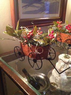 wagon placecard holders Fox Wedding, Red Fox, Place Cards, Place Card Holders, Furniture, Home Decor, Decoration Home, Room Decor, Home Furnishings