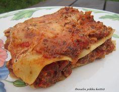 Soijalasagne Lasagna, Vegetarian Recipes, Chicken, Meat, Ethnic Recipes, Lasagne, Cubs, Vegetable Dip Recipes