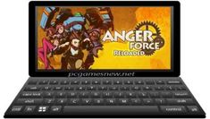 AngerForce Reloaded Free Download PC Game Full Version