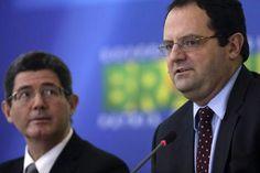 Nelson Barbosa substituirá Joaquim Levy na Fazenda (foto: EPA)