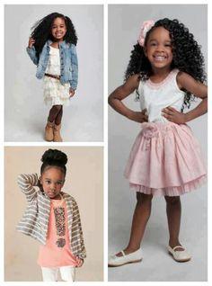 Pretty girls with fashion