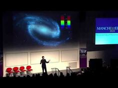 The Universe - Brian Cox Lecture: In this lecture, Brian Cox explains how the Universe was created. What was the Universe like in the first fractions of the first second? How's your quantum mechanics and your understanding of the theory of relativity? It'll be slightly better after this video. Physics made interesting and explained simply.