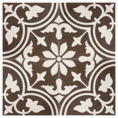 Cement tiles Victorian Pattern, Calligraphy Pens, Textures Patterns, Tile Floor, Stencils, Clip Art, Flooring, Cement Tiles, Small Bathrooms