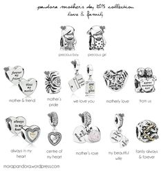pandora mother's day 2015 preview