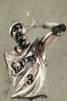 Allen Iverson. It's been years since you left Philly, and I still miss you!