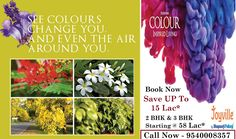 Shapoorji Pallonji Sector 102 Gurgaon is the color inspired living with 2 BHK & 3 BHK luxurious flats starting @ 57 Lac*. Book Joyville Gurugram Flats Now. Green Nature, Offices, Apartments, Property For Sale, Color Change, Engineering, Product Launch, India, Colours