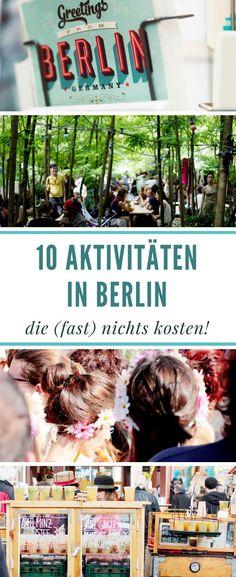 Was kann man in Berlin alles machen? Diese Frage wird mehr sehr oft gestellt - egal ob privat oder per Mail über meinen Blog. Meine Antwort ist immer sehr kurz: Eigentlich alles. Es gibt fast nichts, was du in Berlin nicht machen kannst. Das diese Antwort meinem Gegenüber wenig weiterhilft, weiß ich natürlich. So spontan fallen mir jedoch nicht mehr die ganzen tollen Sachen ein. Deshalb habe ich mich dazu entschlossen, einen Blogpost darüber zu schreiben.