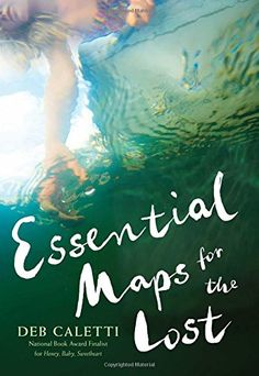 "Buy Essential Maps for the Lost by Deb Caletti at Mighty Ape NZ. From Printz Honor medal winner and National Book Award finalist Deb Caletti comes a fresh and luminous novel ""about love and loss, mental illness, and. Ya Books, Good Books, Books To Read, Teen Books, Library Books, Realistic Fiction, National Book Award, Thing 1, Reading Groups"