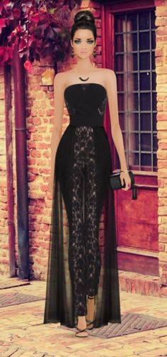 "Covet Fashion ""Lace"""
