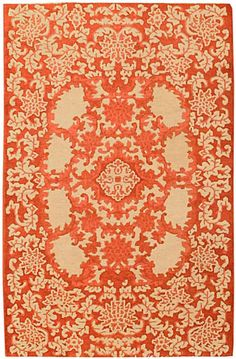 View this beautiful small scatter size antique Oriental Chinese carpet from Nazmiyal's fine antique rugs and carpet collection in NY. White Area Rug, Beige Area Rugs, Main Image, Art Deco Rugs, Coral, Textiles, Patterned Carpet, Rugs On Carpet, Shag Carpet