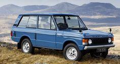 Pretty 2 Door Range Rover