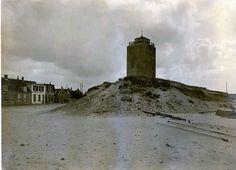 Vuurtoren in Katwijk