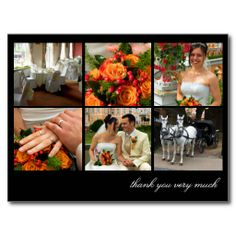 Shop White grid collage 6 photos memories thank you postcard created by FidesDesign. Personalize it with photos & text or purchase as is! Wedding Thank You Postcards, Thank You Greeting Cards, Photo Thank You Cards, Wedding Postcard, Custom Thank You Cards, Baby Photo Collages, Photo Collage Gift, Thank You Pictures