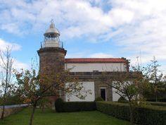 Faro de Tazones Villaviciosa.Asturias