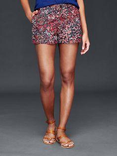Print summer shorts Product Image