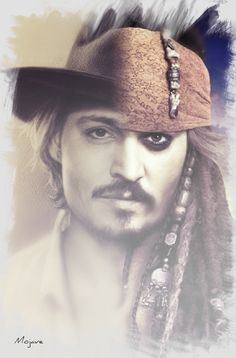 Johnny Depp & Jack Sparrow