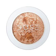 Dose Of Colors Baked Highlighter | cosmetics | Beauty Bay - PEACH GLOW