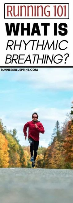 developing good breathing technique is likely the biggest challenge for beginner and intermediate runners. In today's article, we are going to take a look at rhythmic breathing. Specifically, what is it and how can you incorporate it into your training. #running #breathing