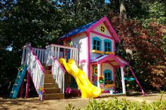 Imagine THAT! Playhouses  The Dollhouse Playset