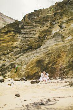 AngieDiaz|HawaiiWedding0364copy.jpgShpresa + Pascal { Epic Adventurous Oahu Hawaii Destination Wedding at Halona Cove bach park }