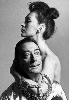 Gala, la passione surreale di Salvador Dalí