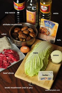 Sukiyaki is one of the best hot pot you can have for this winter, once you cook the sauce, it becomes easiest hot pot you can make, try this tonight!