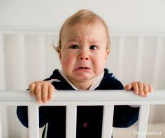 Bebés: ¿Hay que dejarlos llorar sí o no? ¿Ustedes creen qué es bueno o malo? 🤔 Cómo controlarlo > Da click :) #bebé