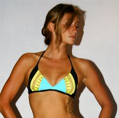 PreOrder The CHELSEA REVERSIBLE BIKINI top by IMSYSwimwear on Etsy