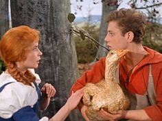The Golden Goose and other DDR madchen films.