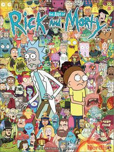 Wubba lubba dub dub! Good news, Rick and Mortyfans. This weekend,Emerald City Comicon is invading Seattle and Dark Horse Comics is already making exclusive reveals, starting with a first look atThe Art of Rick and Morty, a hardcover compendium of artwork from the hit Adult Swim series. While we're on the floor, doing a weird spinning dance move in a pile of pizza like Mr. Poopy Butthole and waiting for season three, we'll thankfully have this colossal collection of artwork featurin...