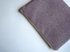 Purple MacBook 13 sleeve with zipper MacBook Air 13 by CasesLab, $24.00