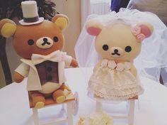 リラックマがテーマの結婚式アイデア | marry[マリー]