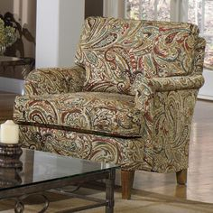 This chair is on order!  Can't wait to get it, along with an ottoman.