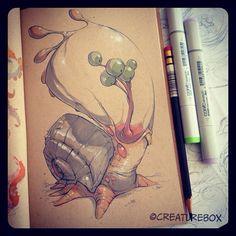 Creature Box